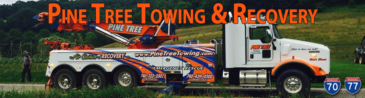 pine tree towing