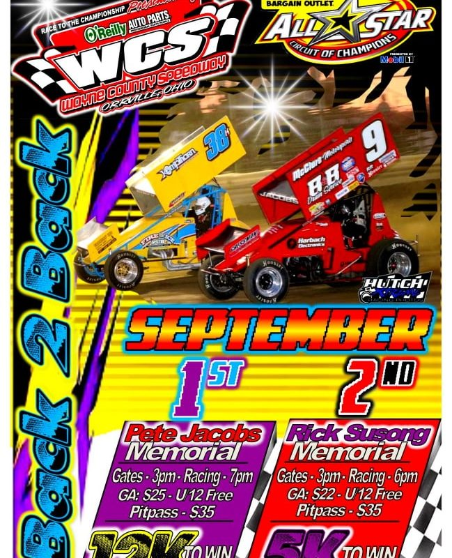 Wayne County Speedway | Orrville's Historic Oval